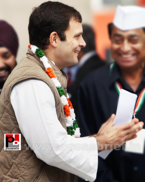 Rahul Gandhi at AICC session in New Delhi (5) by...