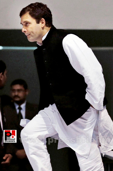 Rahul Gandhi at AICC session in New Delhi (17) by...