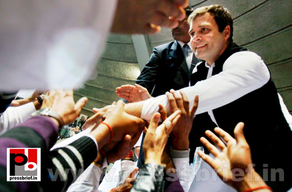 Rahul Gandhi at AICC session in New Delhi (18) by...