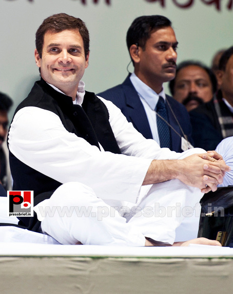 Rahul Gandhi at AICC session in New Delhi (19) by...