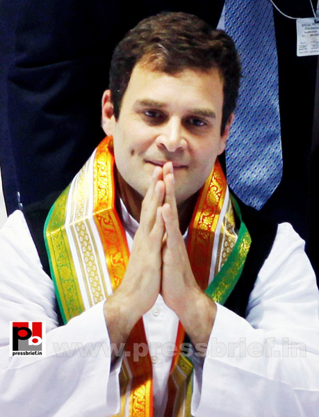 Rahul Gandhi at AICC session in New Delhi (25) by...