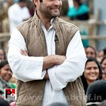 Rahul Gandhi interacts with Aanganwadi workers