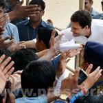 Rahul Gandhi addresses rally at Rajasthan