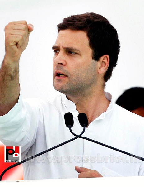 Rahul Gandhi at a Congress rally in Gujarat (5) by...