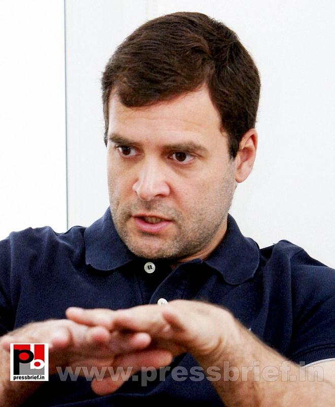 Rahul Gandhi's interview to PTI (2)