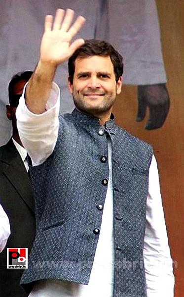Rahul Gandhi at Arunachal Pradesh (1) by Pressbrief In