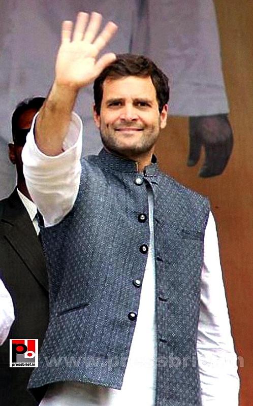 Rahul Gandhi at Arunachal Pradesh (1)