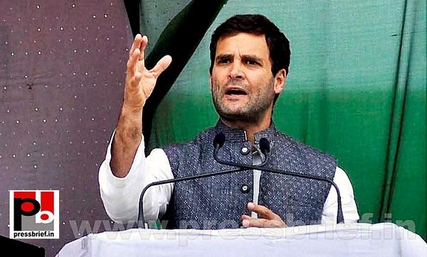 Rahul Gandhi at Arunachal Pradesh (2) by Pressbrief In