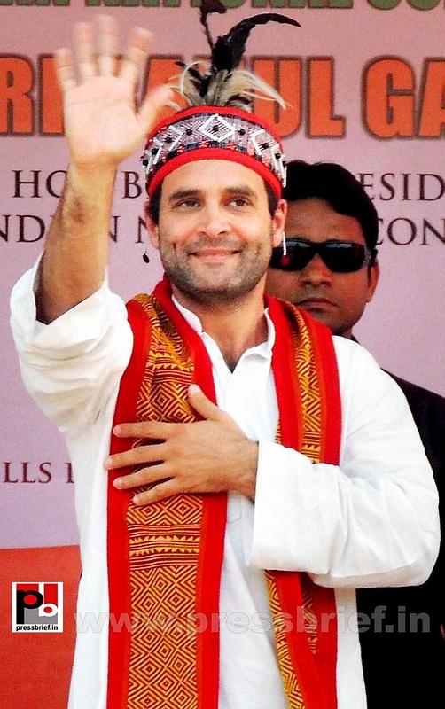 Rahul Gandhi at Meghalaya (1)