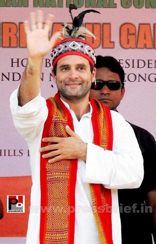 Rahul Gandhi at Meghalaya (4)