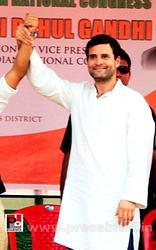 Rahul Gandhi at Meghalaya