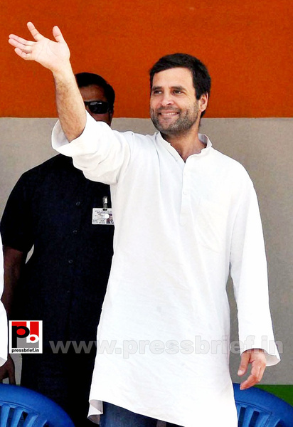 Rahul Gandhi at Manipur (1) by Pressbrief In