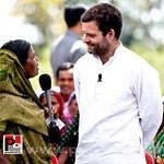 Rahul Gandhi campaigns at Pratapgarh, UP