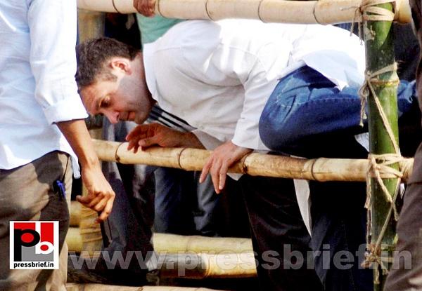 Rahul Gandhi at Jalpaiguri (4) by Pressbrief In