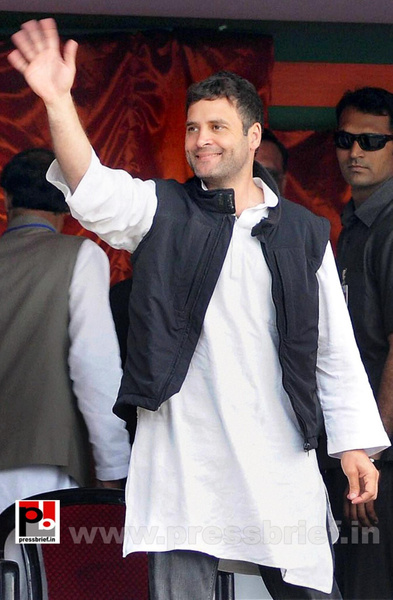 Rahul Gandhi at Sonitpur, Assam by Pressbrief In by...