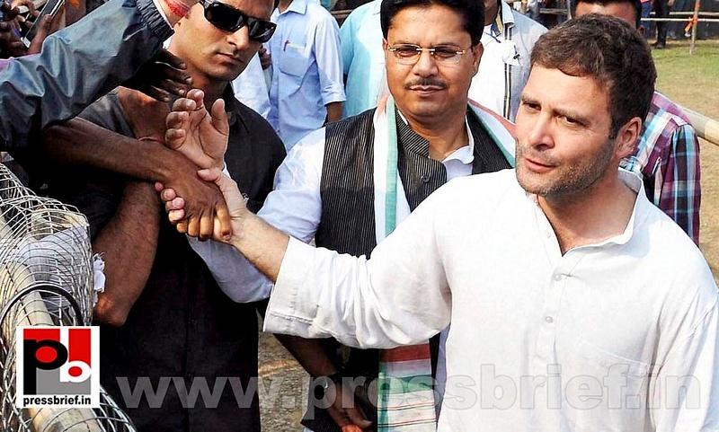 Rahul Gandhi at Sonitpur, Assam (7)