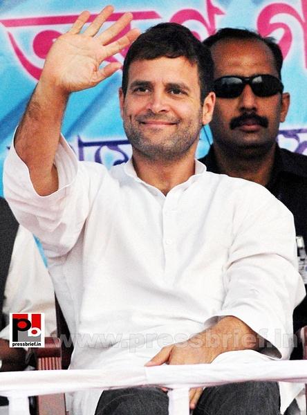 Rahul Gandhi at Sonitpur, Assam (12) by Pressbrief In