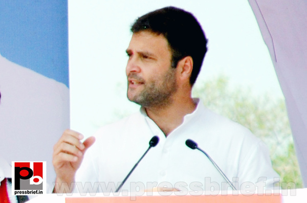 Rahul Gandhi at Ghaziabad, UP (3) by Pressbrief In