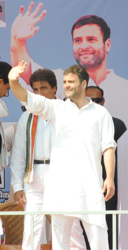 Rahul Gandhi at Ghaziabad, UP (5)