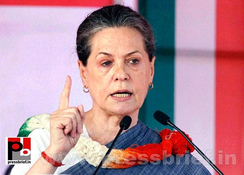 Sonia Gandhi in New Delhi  (5)