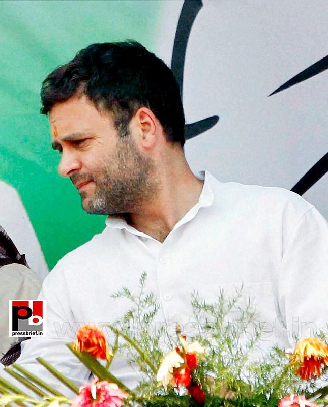 Rahul Gandhi at Koraput (2)