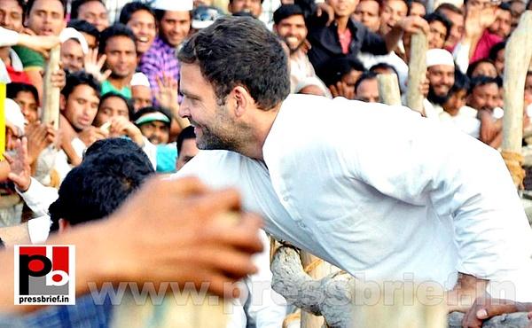 Rahul Gandhi at Ghaziabad, UP (9) by Pressbrief In