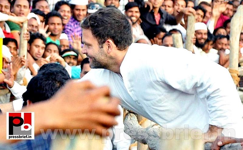Rahul Gandhi at Ghaziabad, UP (9)