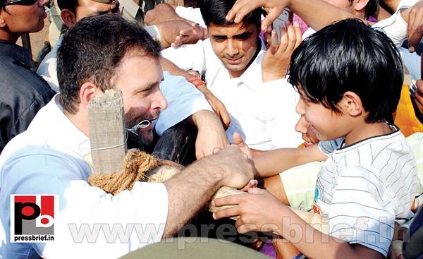 Rahul Gandhi at Ghaziabad, UP (10) by Pressbrief In