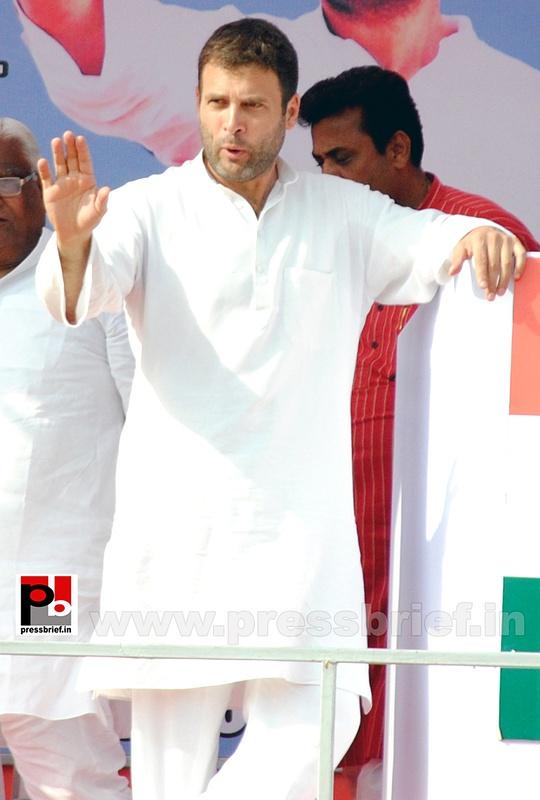 Rahul Gandhi at Ghaziabad, UP (13)