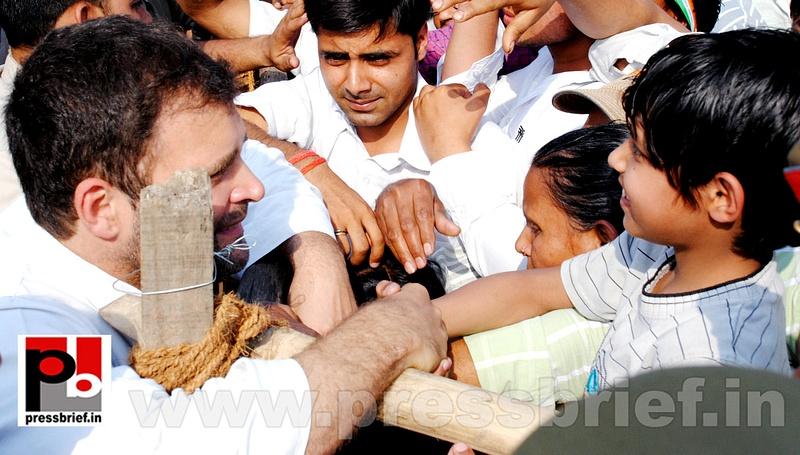Rahul Gandhi at Ghaziabad, UP (16)