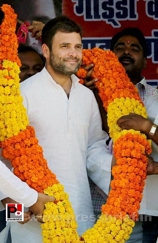 Rahul Gandhi at Aurangabad in Bihar (1)