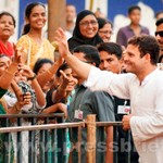 Rahul Gandhi at Bellary, Karnataka