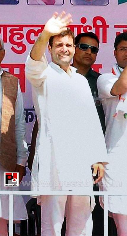 Rahul Gandhi at Panipat (3)