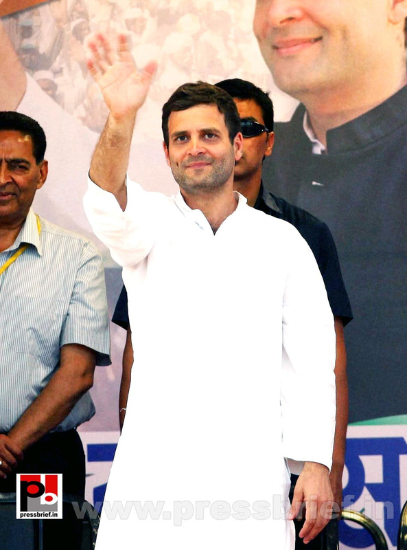 Rahul Gandhi at Dakshin Puri, New Delhi (1)