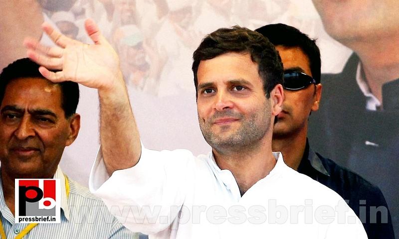 Rahul Gandhi at Dakshin Puri, New Delhi (4)