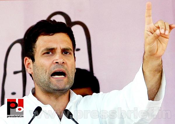 Rahul Gandhi at Dakshin Puri, New Delhi (5) by...