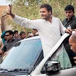 Rahul Gandhi at Dakshin Puri, New Delhi