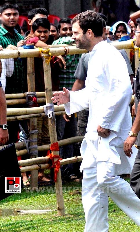 Rahul Gandhi at Silchar (5)