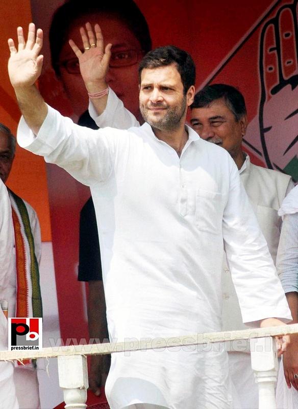 Rahul Gandhi at Silchar (1)