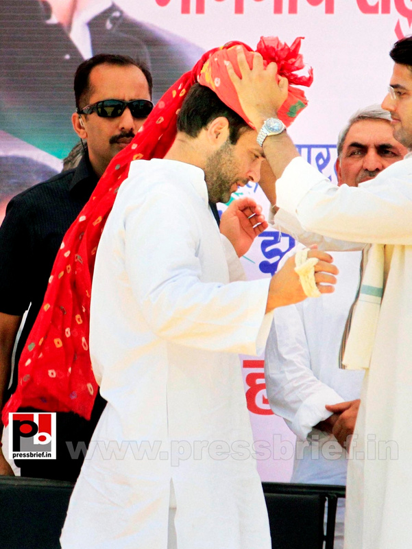 Rahul Gandhi at Rajasthan (5)