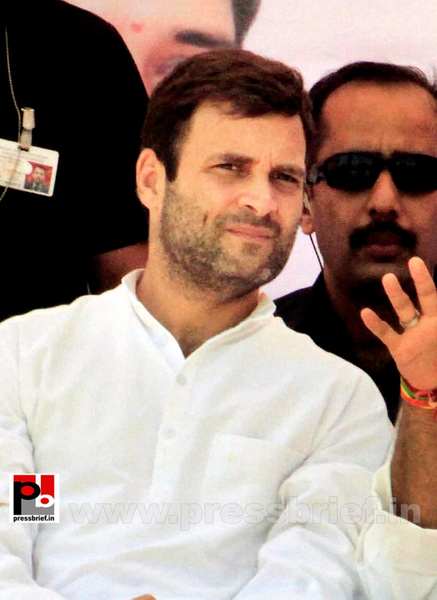 Rahul Gandhi at Rajasthan (7) by Pressbrief In