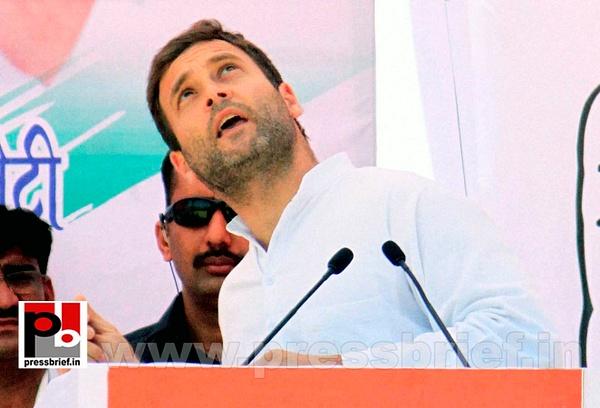 Rahul Gandhi at Rajasthan (10) by Pressbrief In
