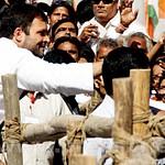 Rahul Gandhi at Rajasthan
