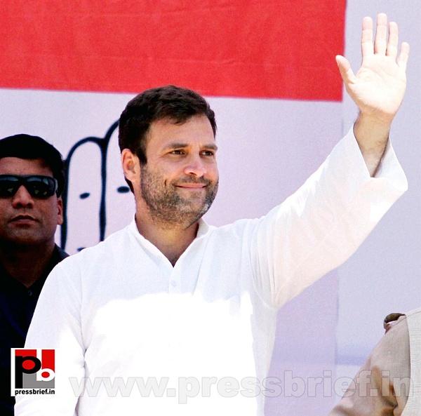 Rahul Gandhi at Doda, J&K (1) by Pressbrief In