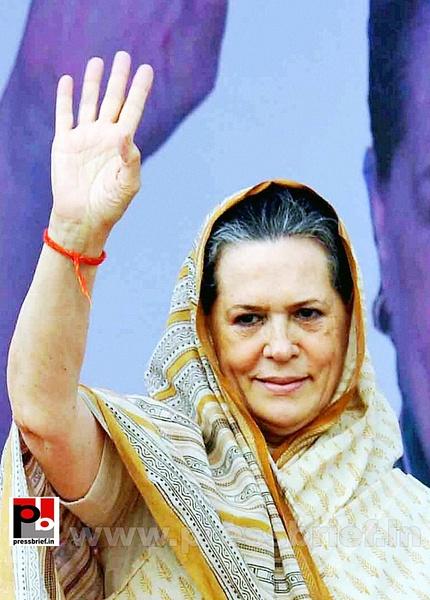 Sonia Gandhi Balasore, Odisha (2) by Pressbrief In