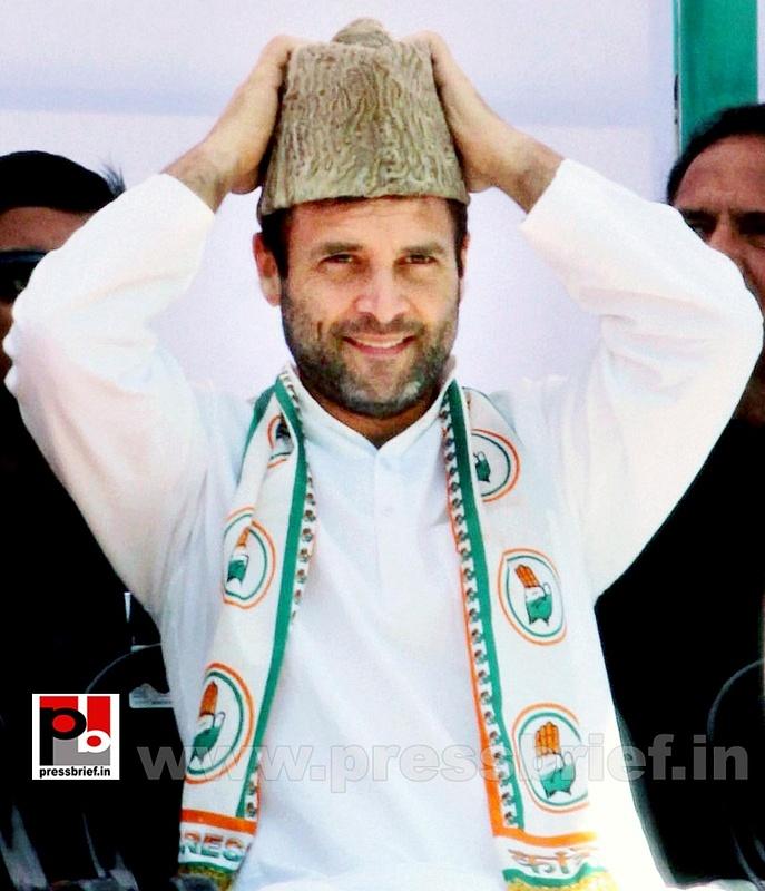 Rahul Gandhi at Doda, J&K (4)
