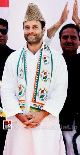 Rahul Gandhi at Doda, J&K (3) by Pressbrief In