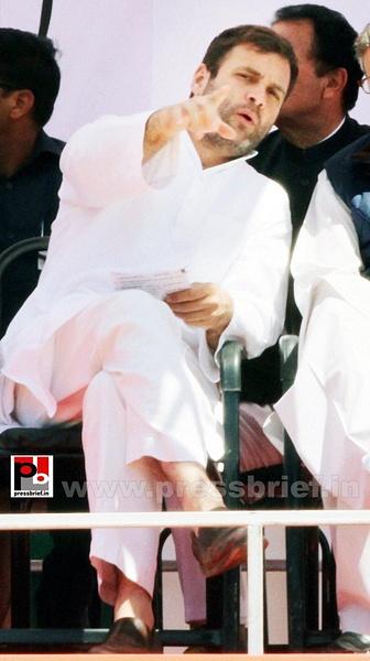 Rahul Gandhi at Doda, J&K (6) by Pressbrief In