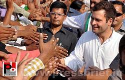 Rahul Gandhi at Latur, Maharashtra