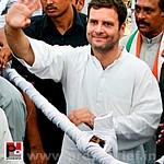Rahul Gandhi at Pune